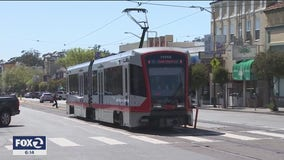 SFMTA to temporarily discontinue using light rail metro trains, replacing with buses