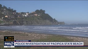 Woman's body washes up on Pacifica beach