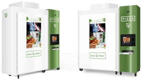 Pizza vending machine maker raises $10M, targets April rollout