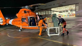 Critically ill passenger removed from Grand Princess, not related to COVID-19