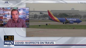 Travel expert weighs in on COVID-19 and its effect on travel industry
