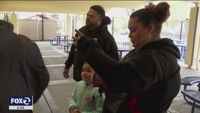 Working Oakland families hit hard by school closure, shelter in place order