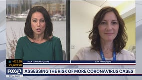 UCSF doctor explains level of coronavirus risk and steps to take to avoid infection