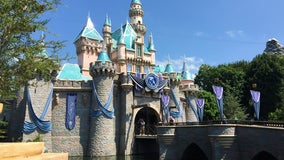 Disneyland donates food after coronavirus fears close parks