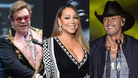 Elton John to host 'iHeart Living Room Concert for America' on FOX benefiting those impacted by COVID-19