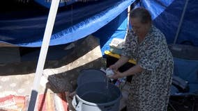 Homeless at high risk for contracting coronavirus