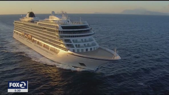 Family of man who died from COVID-19 files suit against cruise ship lines