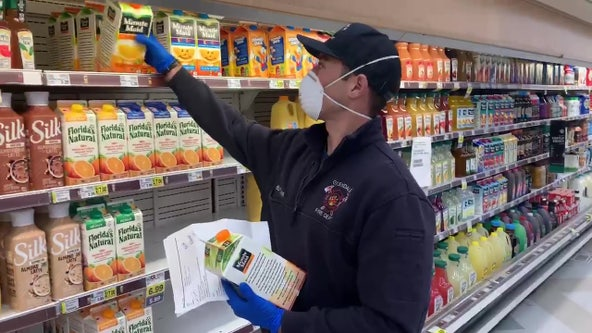 Designated shopping hours at these Bay Area grocery stores for first responders