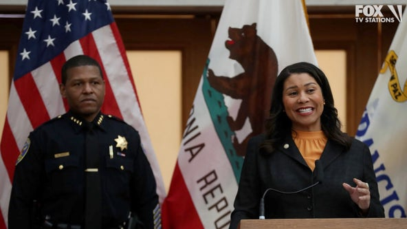 WATCH: SF mayor to announce next steps in city's reopening plan