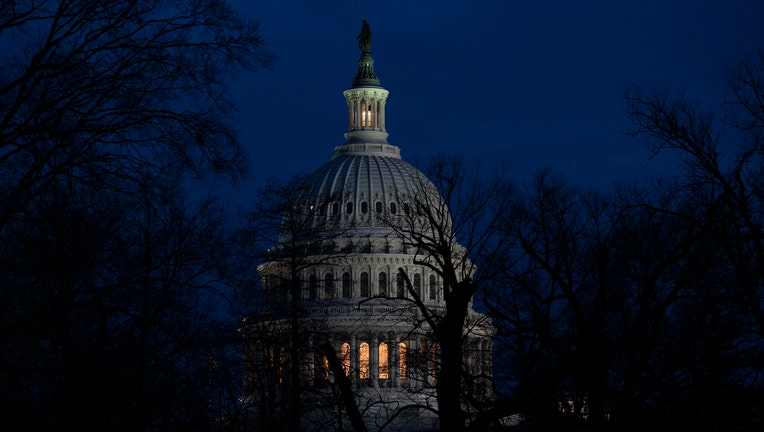 Capitol Hill Prepares For President Trump's State Of The Union