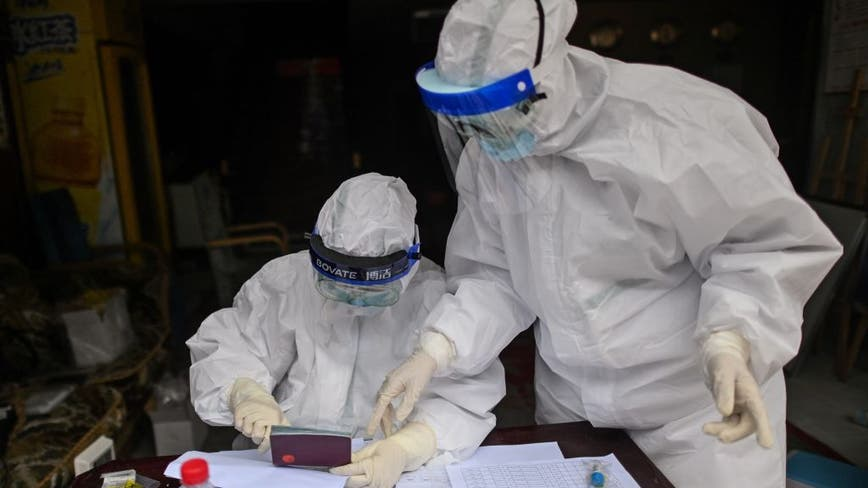 US death toll from the virus eclipses China's official count