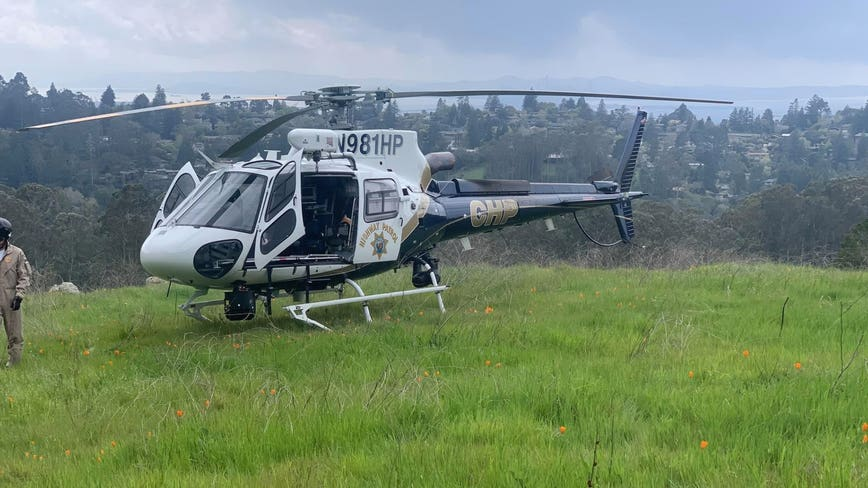 Tilden Park hiker rescued after medical emergency