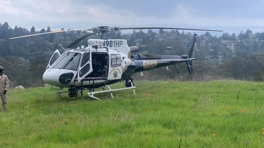 Tilden Park hiker rescued after medical emergency