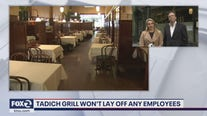 Tadich Grill aims to keep employees paid