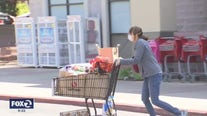 Grocery store employees still hard at work amid COVID-19