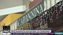 San Francisco Bistro owner says adjusting to pandemic is challenging