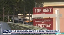 Rent is due for millions today