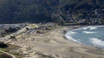 Body of woman discovered in ocean waters off Pacifica coast