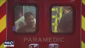 Officer injured in tense Richmond standoff, witness describes 'crazy scene'