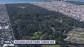 Golden Gate Park turns 150