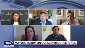 Mayors' Forum on Bay Area coronavirus response