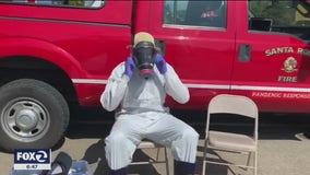 Santa Rosa Fire Department creates pandemic response unit