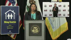 San Francisco officials provide a Friday briefing on coronavirus in the City