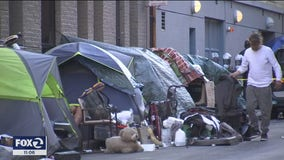 Plan to open city-sanctioned, staffed homeless encampments proposed in San Francisco