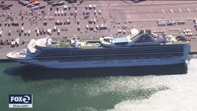 Grand Princess crew member infected with COVID-19 dies at SF hospital