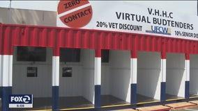 "Bay Area cannabis dispensary designs ""virtual budtender"" amid pandemic"