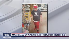 Napa County coroner identifies man shot and killed by sheriff deputy