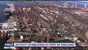 Activity at Port of Oakland stabilizing amid COVID-19 pandemic