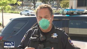 Peninsula police officer recovers from COVID-19, will donate plasma