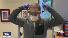 'Shield our Heroes' provides PPE for Bay Area's health care, public service workers