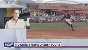 Giants' Larry Baer talks about coronavirus impact on baseball season