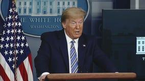 Sunday update from President Trump and the White House Coronavirus Task Force