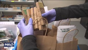Sales suggest cannabis delivery business thriving during pandemic
