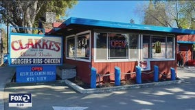 Clarke's Charcoal Broiler in Mountain View ends 75-year run due to economic fallout from COVID-19 crisis