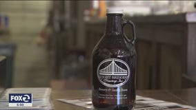 Family-owned brewery starts pop-up food bank for unemployed food-service workers