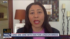 SF Mayor discusses presidential race and pandemic