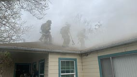 Attic fire seriously damages Concord home, three displaced