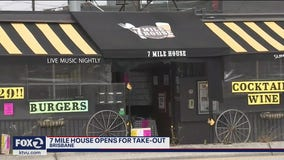 Historic restaurant 7 Mile House reopens out of desperation