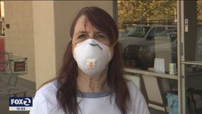 Some public health officials are now saying wearing masks are beneficial to prevent coronavirus spread