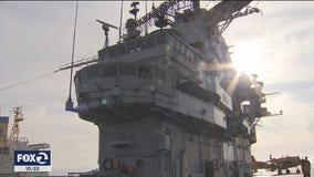 Volunteers commit to reopening U.S.S. Hornet in Alameda when shelter-at-home order expires