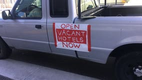 SF Mayor Breed says city must prioritize who can access hotel rooms
