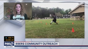 49ers reach out to the community during this pandemic