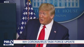 Reporter asks Trump if he has plans to pardon Joe Exotic