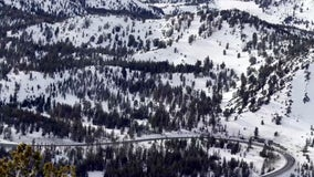 Forest Service OKs expanded Reno ski resort, skier bridge
