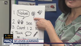 'SF Loves Learning' brings educational show to students on KTVU Plus