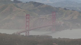 New report shows Golden Gate Bridge traffic down over 70 percent